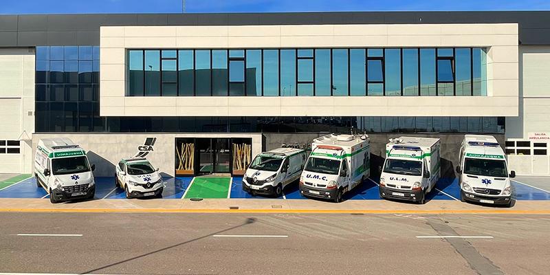 Ambulancias CSA acredita 34 años de experiencia en el transporte sanitario