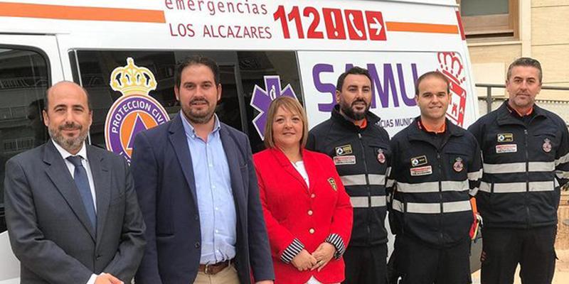 Colaboración Ayuntamiento de los Alcázares