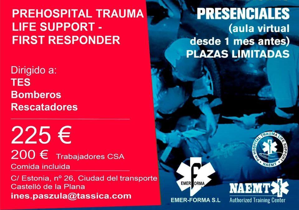Prehospital Trauma Life Support (PHTLS) – Soporte Vital en el Trauma Prehospitalario